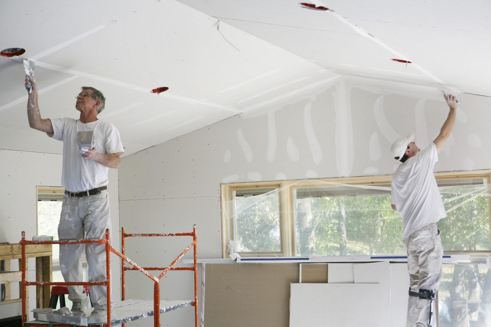 drywall repair and replacement