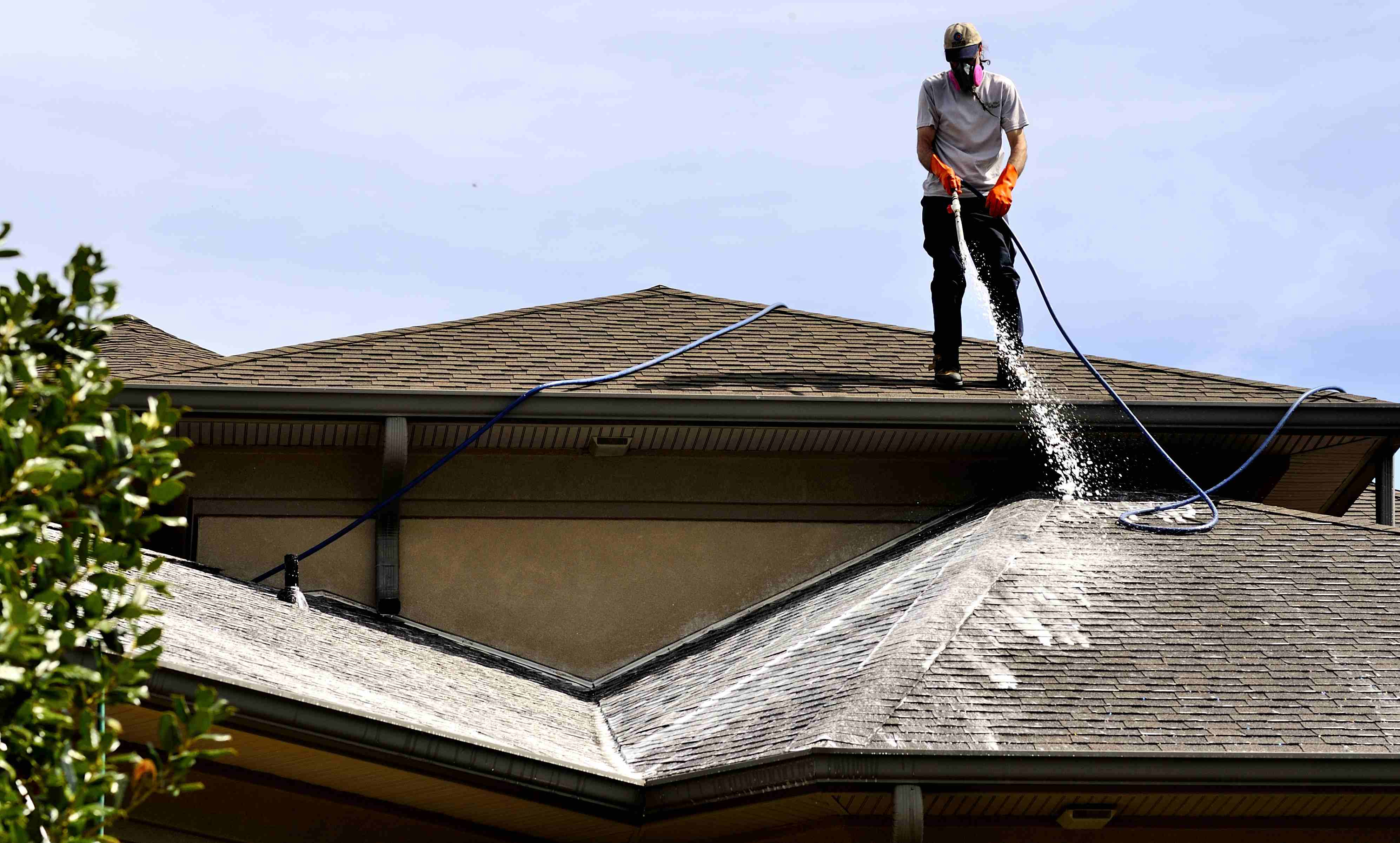 Roof Cleaning Syracuse Ny Commercial Residential